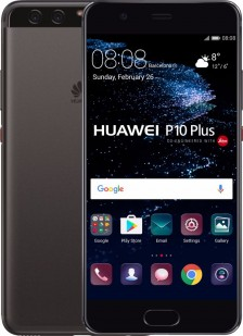 Huawei P10 Plus Zwart – Telefoonstore.nl