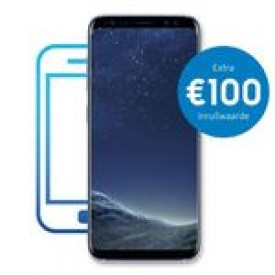 Samsung Galaxy S8 Midnight Black – Telefoonstore.nl