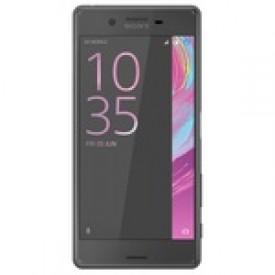 Sony Xperia X Black – Telefoonstore.nl