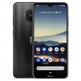 Nokia 7.2 64GB Zwart – Telefoonstore.nl
