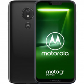 Motorola Moto G7 Power Zwart – Telefoonstore.nl