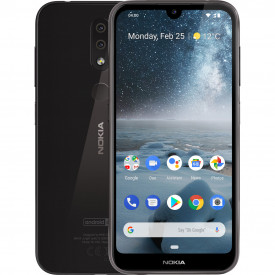 Nokia 4.2 Zwart – Telefoonstore.nl
