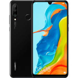 Huawei P30 Lite 128 GB Zwart – Telefoonstore.nl