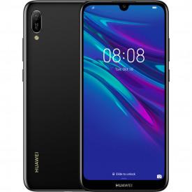 Huawei Y6 (2019) Dual Sim Zwart – Telefoonstore.nl