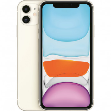 Apple iPhone 11 128 GB Wit
