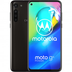 Motorola Moto G8 Power 64GB Zwart – Telefoonstore.nl