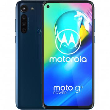 Motorola Moto G8 Power 64GB Blauw