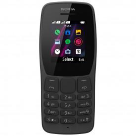 Nokia 110 Zwart – Telefoonstore.nl