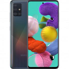 Samsung Galaxy A51 128 GB Zwart – Telefoonstore.nl