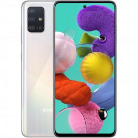 Samsung Galaxy A51 128 GB Wit – Telefoonstore.nl
