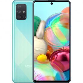 Samsung Galaxy A71 128 GB Blauw – Telefoonstore.nl