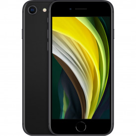 Apple iPhone SE 64 GB Zwart – Telefoonstore.nl
