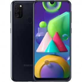 Samsung Galaxy M21 64GB Zwart – Telefoonstore.nl