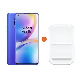 OnePlus 8 Pro 256GB Blauw 5G + OnePlus Draadloze Oplader 30W – Telefoonstore.nl