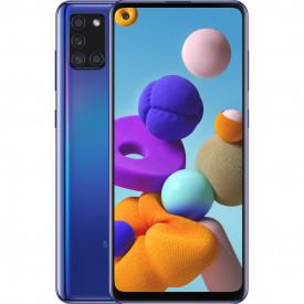 Samsung Galaxy A21s 64GB Blauw – Telefoonstore.nl