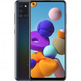 Samsung Galaxy A21s 128GB Zwart – Telefoonstore.nl