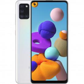 Samsung Galaxy A21s 64GB Wit – Telefoonstore.nl