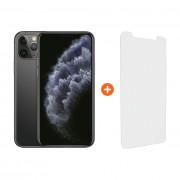 Apple iPhone 11 Pro 256 GB Space Gray + InvisibleShield Elite Visionguard+ Screenprotector – Telefoonstore.nl