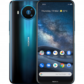Nokia 8.3 64GB Blauw 5G – Telefoonstore.nl