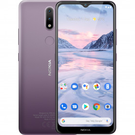 Nokia 2.4 32 GB Paars – Telefoonstore.nl