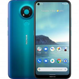 Nokia 3.4 32 GB Blauw – Telefoonstore.nl