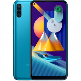 Samsung Galaxy M11 32GB Blauw – Telefoonstore.nl