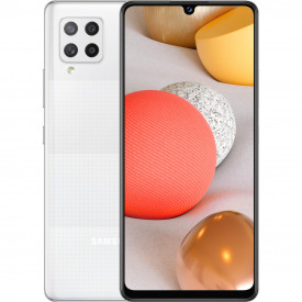 Samsung Galaxy A42 128GB Wit 5G – Telefoonstore.nl