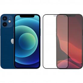 Apple iPhone 12 mini 64GB Blauw + Azuri Tempered Glass Screenprotector – Telefoonstore.nl
