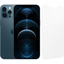 Apple iPhone 12 Pro Max 256GB Blauw + InvisibleShield Glass Elite Screenprotector – Telefoonstore.nl