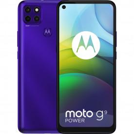 Motorola Moto G9 Power 128GB Paars – Telefoonstore.nl