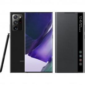 Samsung Galaxy Note 20 Ultra 256GB Zwart 5G + Samsung Clear View Book Case Zwart – Telefoonstore.nl