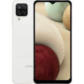 Samsung Galaxy A12 64GB Wit – Telefoonstore.nl