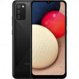 Samsung Galaxy A02s 32GB Zwart – Telefoonstore.nl