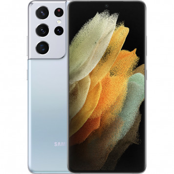 Samsung Galaxy S21 Ultra 128GB Zilver 5G