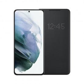 Samsung Galaxy S21 Plus 128 GB Zwart 5G + Samsung Smart Led View Cover Zwart – Telefoonstore.nl