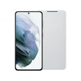 Samsung Galaxy S21 Plus 256GB Zilver 5G + Samsung Smart Led View Cover Grijs – Telefoonstore.nl