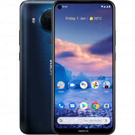 Nokia 5.4 128GB Blauw – Telefoonstore.nl