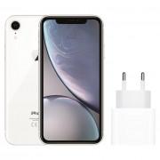 Apple iPhone Xr 128 GB Wit + Apple Usb C Oplader 20W – Telefoonstore.nl