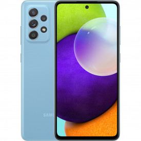 Samsung Galaxy A52 128GB Blauw 4G – Telefoonstore.nl