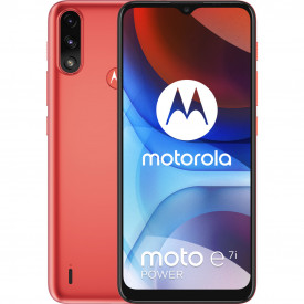 Motorola Moto E7i Power 32GB Rood – Telefoonstore.nl