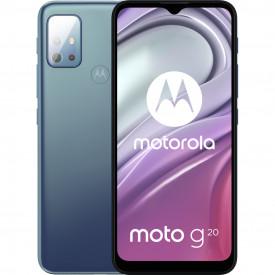 Motorola Moto G20 64GB Blauw – Telefoonstore.nl