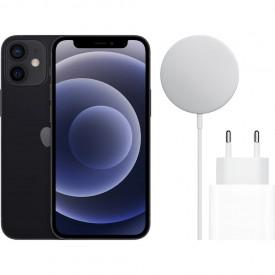 MagSafe Oplaadpakket – Apple iPhone 12 mini 64GB Zwart – Telefoonstore.nl