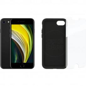 Apple iPhone SE 64GB Zwart + Beschermingspakket – Telefoonstore.nl