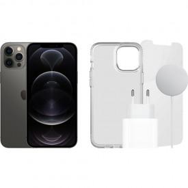 Apple iPhone 12 Pro Max 128GB Grafiet + Accessoirepakket Compleet – Telefoonstore.nl