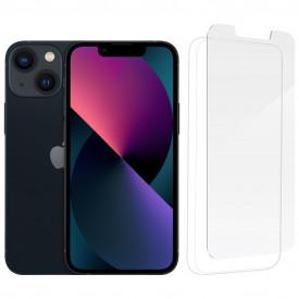 Apple iPhone 13 mini 256GB Zwart + InvisibleShield Glass Elite+ Screenprotector – Telefoonstore.nl