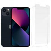 Apple iPhone 13 256GB Zwart + InvisibleShield Glass Elite+ Screenprotector – Telefoonstore.nl