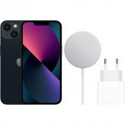 Apple iPhone 13 256GB Zwart – MagSafe Oplaadpakket – Telefoonstore.nl
