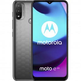 Motorola Moto E20 32GB Grijs – Telefoonstore.nl