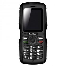 RugGear RG100 Zwart – Telefoonstore.nl
