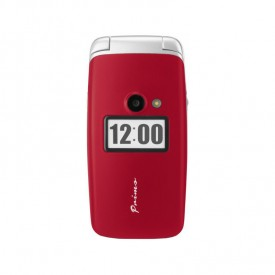 Doro Primo 413 Rood – Telefoonstore.nl